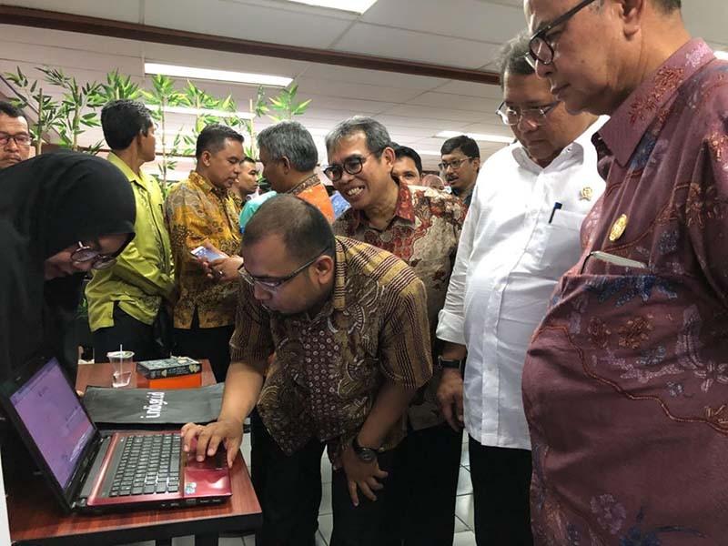Telkom DILo resmi beroperasi di Padang
