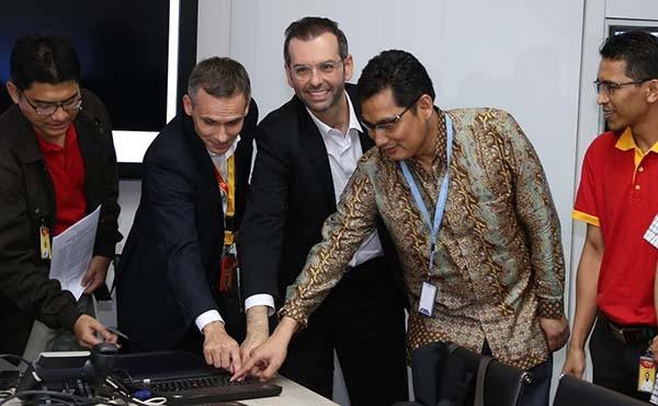 Indosat tuntaskan tata ulang frekuensi 2,1 GHz