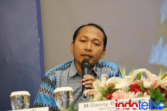 Fajar Aji Suryawan, Group Head Regulatory & Goverment Relations Indosat Ooredoo.