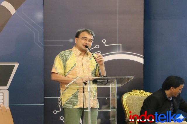 Sekjen Asosiasi Industri Perangkat Telematika Indonesia (AIPTI) Hendrik L Karosekali