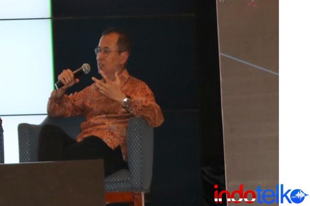 Direktur Innovation & Strategic Portfolio (ISP) Telkom dan Ketua Umum Masyarakat Industri Kreatif TIK Indonesia (MIKTI)