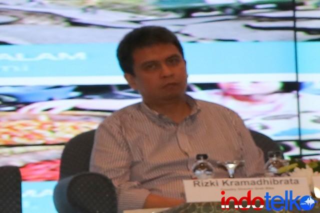 Country Director Grab Bike Rizki Kramadhibrata