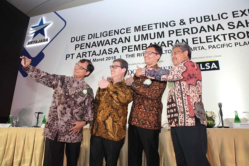 Indosat masih cari mitra untuk Artajasa