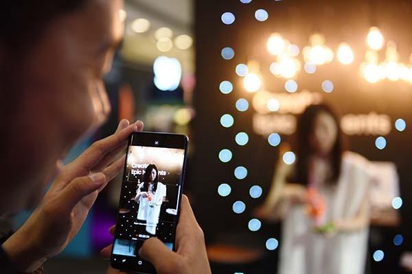 Samsung gandeng OkeShop gelar