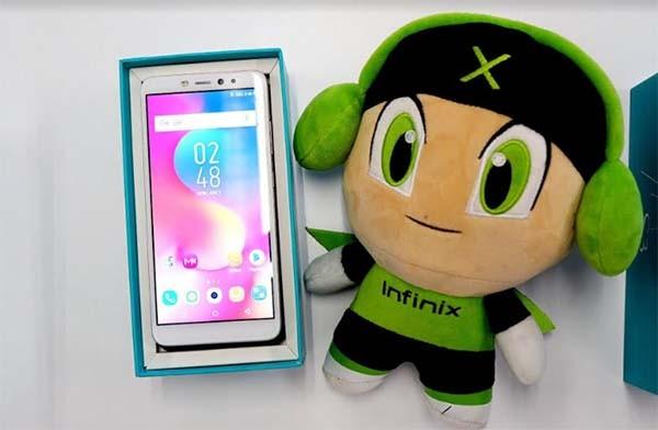 Infinix Hot S3 sukses di