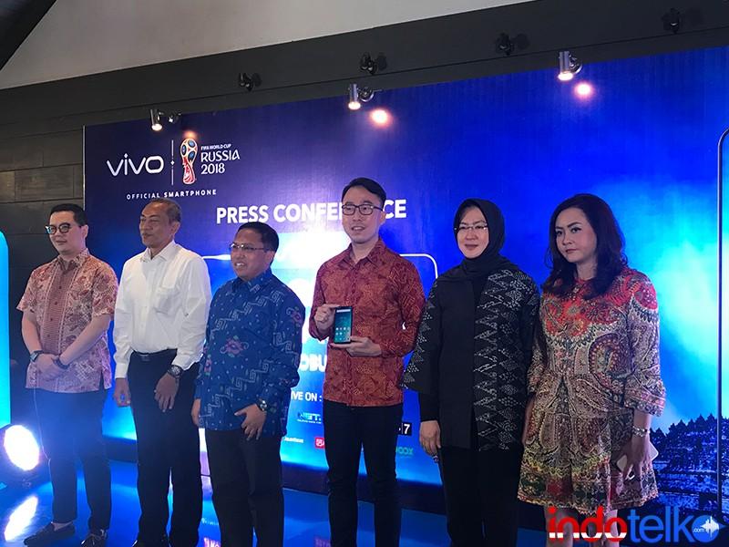 Tak melulu bisnis, Vivo luncurkan V9 satukan budaya, teknologi, dan fesyen