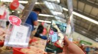 TCASH digitalisasi pedagang di Pasar Modern Bintaro