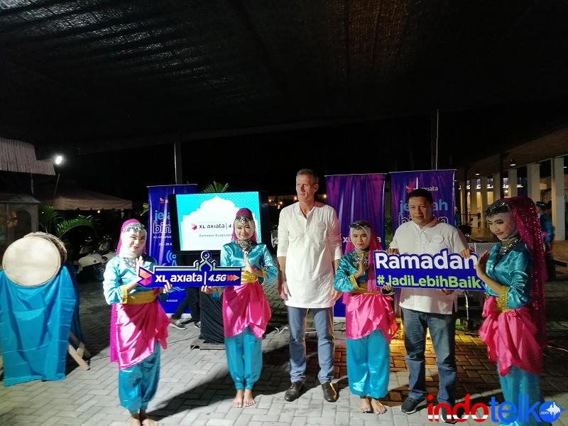 Ini layanan Ramadhan ala XL, untuk Ramadan jadi lebih baik