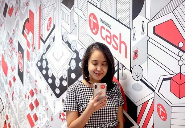 Telkomsel perkenalkan POIN Jajan TCASH