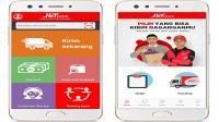 J&T Express segarkan aplikasi