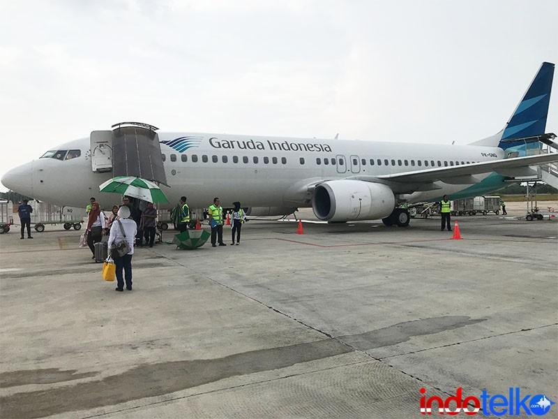 Garuda Indonesia Grounded Oknum Pilot Karena Postingan Di Medsos