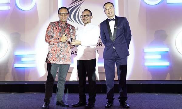 Alhamdulilah, Telkom menjadi perusahaan terbaik untuk berkarya di 2018