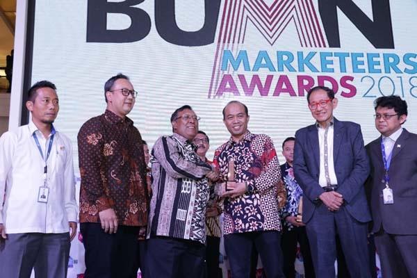 Infomedia berjaya di BUMN Marketeers Award 2018