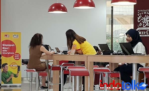 "Indosat mulai rasakan ""Dilema"" layanan data"