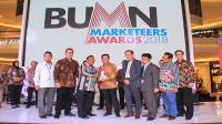 Telin pertahankan prestasi di ajang BUMN Marketeers