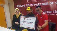 Smartfren dukung Sriwijaya FC