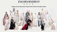 Penjualan baju muslim naik di Zalora