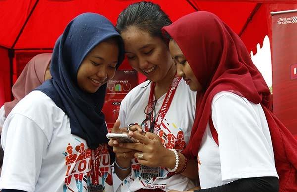 70% masyarakat di Indonesia belum cicipi ekonomi digital