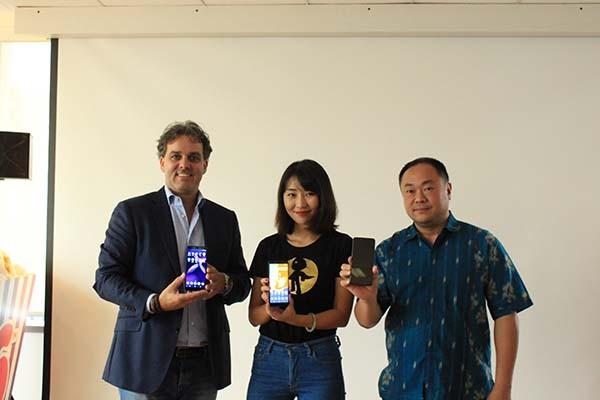 Lazada sukses gelar flash sale Infinix Hot6 Pro