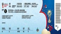 HID Global bekali 3 juta tiket Piala Dunia 2018 dengan RFID