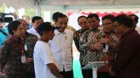 Telkom digitalisasi pertanian Indramayu