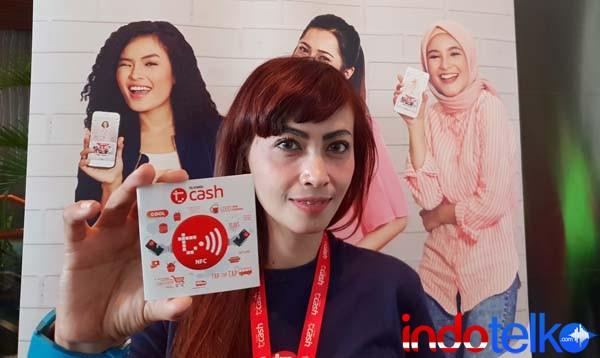 TCASH layani pembayaran layanan di Polres Metro Bekasi