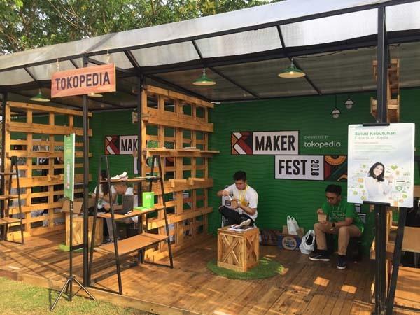 30 kreator lokal pamer kreasi di MAKERFEST 2018