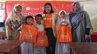 Dompet Dhuafa salurkan donasi pengguna Shopee