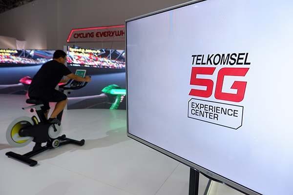 Telkomsel percayakan jaringan 5G ke Ericsson