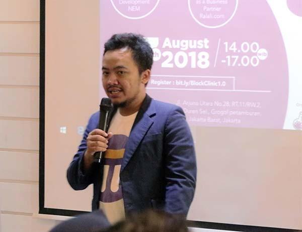 BlockLab Indonesia edukasi UKM manfaat blockchain