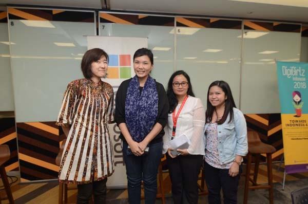 Microsoft siapkan pelajar masuki era Indonesia 4.0