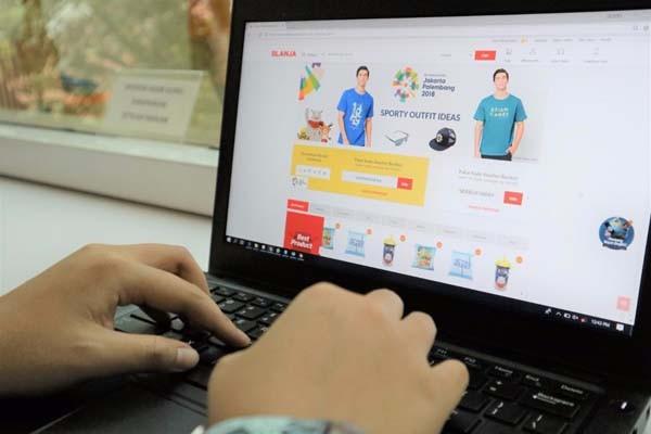 Transaksi di BLANJA.com melesat selama Asian Games 2018