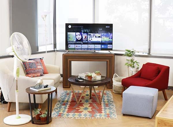 Coocaa terapkan AIoTV
