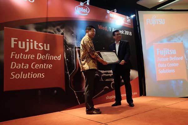 Fujitsu Indonesia perluas kerjasama dengan SMI