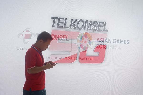 Telkomsel selangkah lagi menuju 5G
