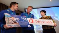 XL gandeng Microsoft garap pasar TI untuk UKM