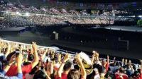 Telkomsel alami kenaikan trafik kala upacara pembukaan Asian Games 2018