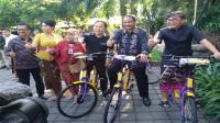 """Gowes bawa """"Bike Sharing"""" ke Bali"""