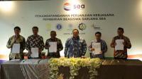 Sea Group berikan beasiswa ke 50 mahasiswa