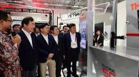 Telkomsel 5G Experience Center disambangi PM Korsel