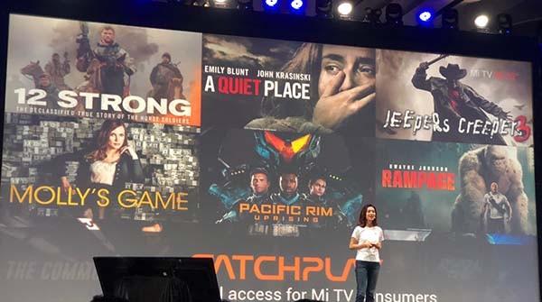 CATCHPLAY hadir di Xiaomi Mi TV