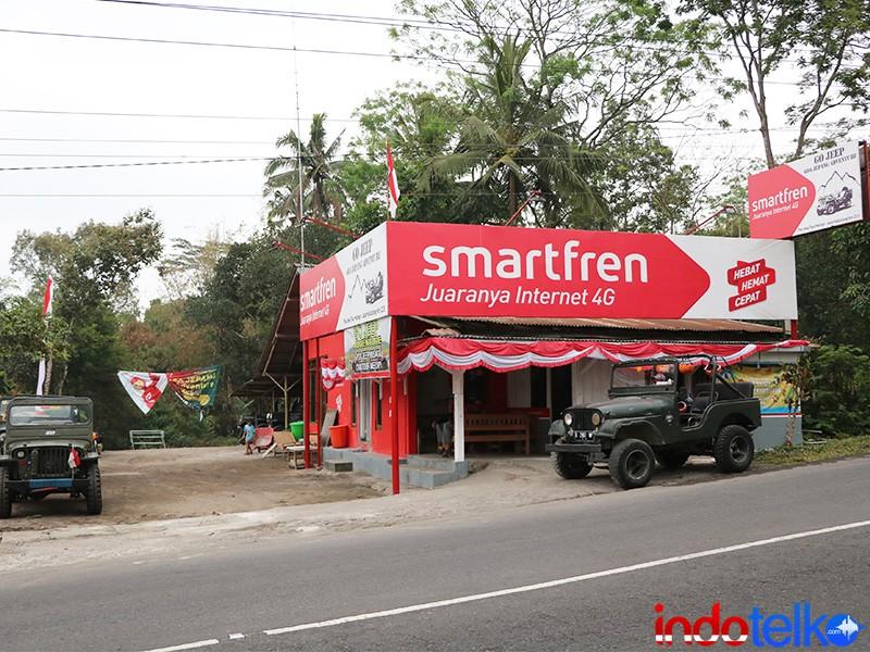 Menguji ketangguhan Smartfren di Jateng