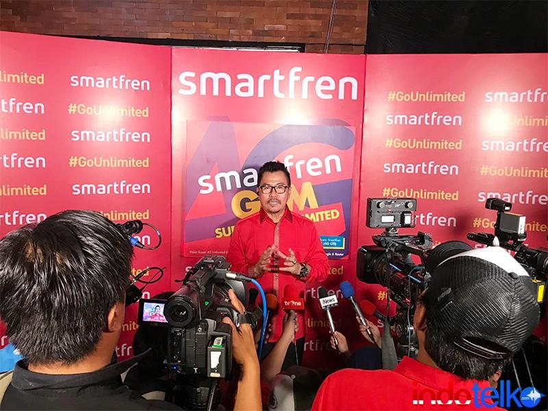 Smartfren ekspansi ke Balikpapan dan Samarinda