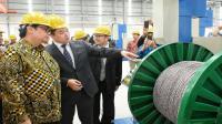 Indonesia tambah kapasitas produksi kabel optik
