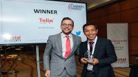Telin berjaya di Carriers World Award 2018