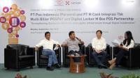 Pos Indonesia sinergi dengan MCAS perluas distribusi produk digital
