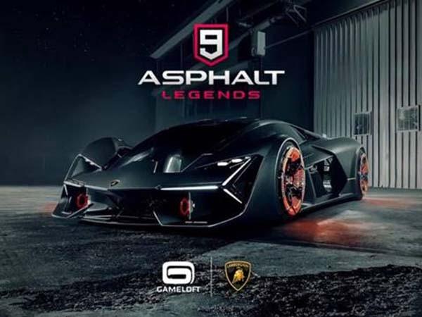 Asphalt 9: Legends akan hadir di Nintendo Switch 8 Oktober