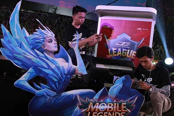 Mobile Legends manjakan para streamer