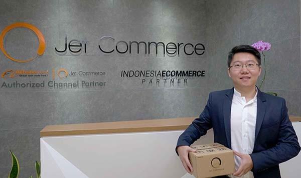 Jet Commerce ekspansi ke Tiongkok dan Filipina