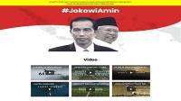Domain Jokowiamin.id dan Jokowi-amin.id dilelang